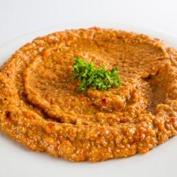 Muhammara Vegetariano