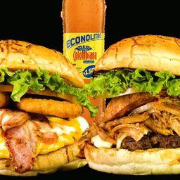 Combo Burger 1