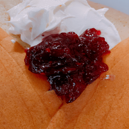 Mermelada Arándanos y Queso Crema