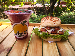 Super Promo Sándwich Ranchero + Bebida