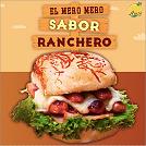 Super promo Sándwich Ranchero