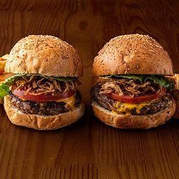 Promo 2x1 Burger Modelo B