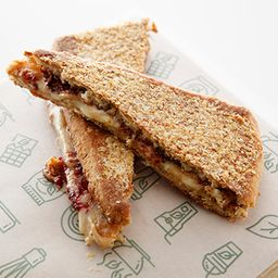 Pb & Jelly Sandwich
