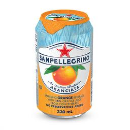 Soda San Pellegrino Aranciata 330 ml
