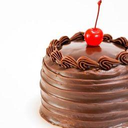 Minitorta de Chocolate