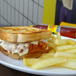 2x1 Sandwich de Pollo Apanado