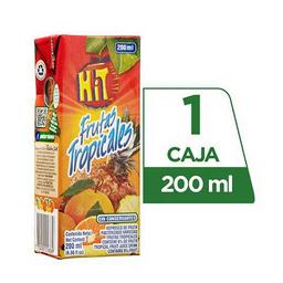 Hit Cajita Tropical 200 ml