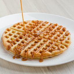 Arma tu waffle