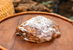 Pan de Chocolate con Almendra