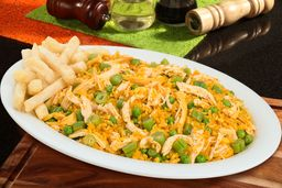 Combo Arroz con Pollo Gde - Black Weekend 35% off! Solo por hoy!