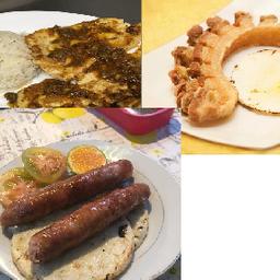 Desayuno con Carnes