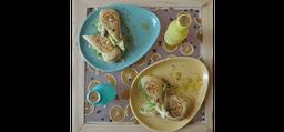 Dos Sandwiches Tomaca + Dos Hatsu