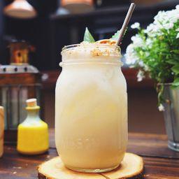 Limonada natural de coco