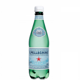 Agua S.Pellegrino PET 500ml.