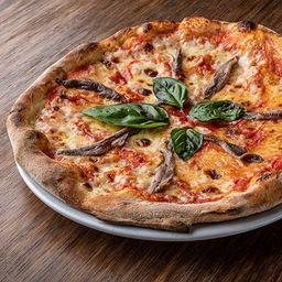 Pizza Anchoas Familiar