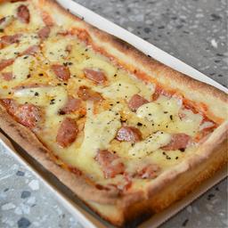 Pizza Chorizo & Stracciatella