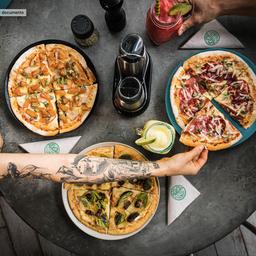 Combo Familiar de Pizzas