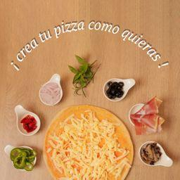 Crea tu Pizza