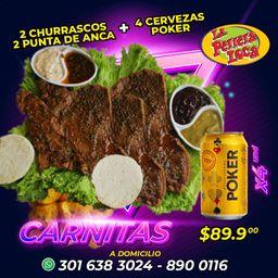 4 Carnes