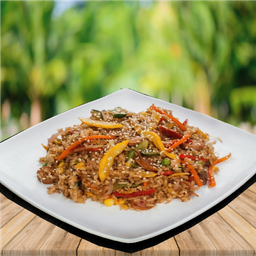Arroz wok sencillo en combo