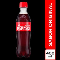Coca-Cola Sabor Original 400ml