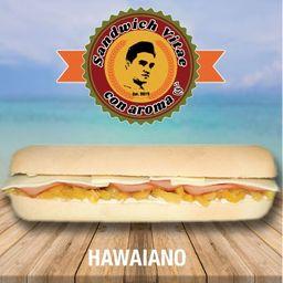 Sándwich Vitae Hawaiano