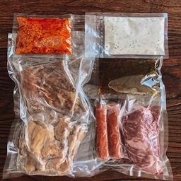 Parrilla de Carne (preparalo en casa) x3
