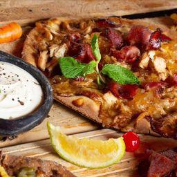 Pizza Sweet Bacon