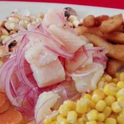 Ceviche Carretillero