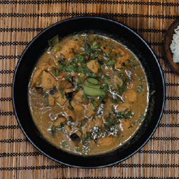 Curry verde (Picante Alto)