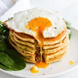 Pancakes red lion