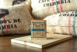 Barra 82% Cacao