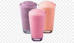 Batido de Frutas Refrescante en Leche