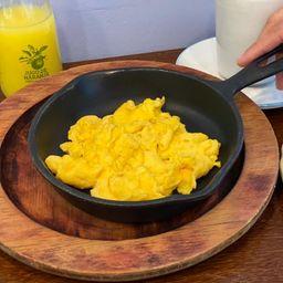 Huevos Sencillos