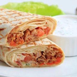 Sandwich Pollo al-laban