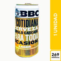 BBC La Cotidiana 269 ml