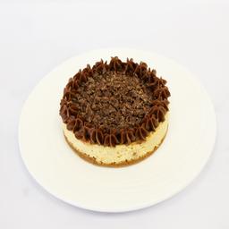 Mini Cheesecake de Café