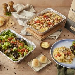 Pack familiar pasta siciliana