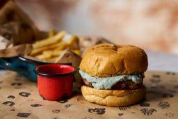 Hamburguesa Blue pork