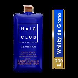 Pocket Whisky Haig Club Clubman
