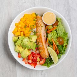 Bowl Salmon Mango