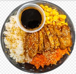Bowl Teriyaki+Limonada 20%OFF 🤑🤑🤑