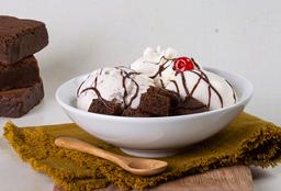 Copa Helado Brownie