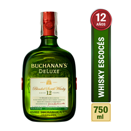 Whisky Buchanans Deluxe