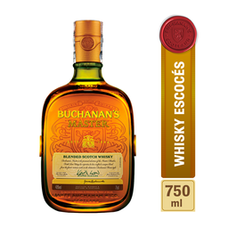 Whisky Buchanans Master