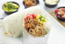 Burrito 2 Carnes
