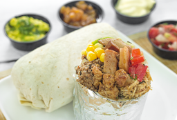 Burrito 4 Carnes