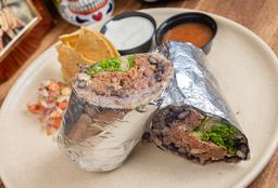 Burrito Picadillo de Res