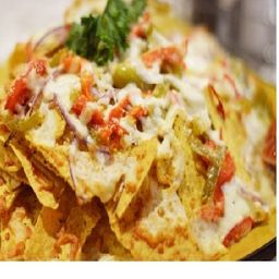 Nachos Hot Picantes