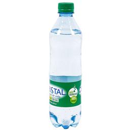 Agua con Gas Cristal 600 ml